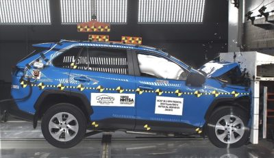 Star Safety Ratings, Long Helpful to Car Buyers, Now