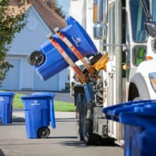 Curbside Quandary: Who Will Fix America's Ailing Recycling Programs?
